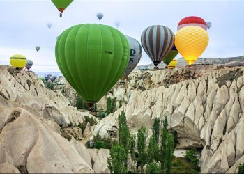 3 Days Pamukkale and Cappadocia Tour
