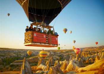 Balloon Tour in Turkey
