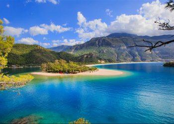 Boat Cruise Mediterranean Sea Fethiye