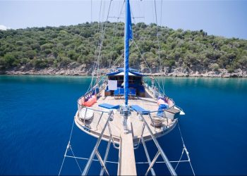 4 Days Boat Cruise From Demre to Fethiye