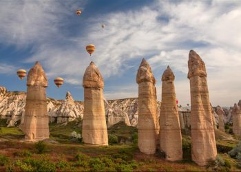 Tours in Cappadocia Turkey