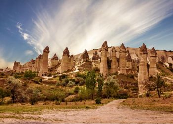 Travel in Turkey Cappadocia