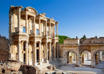 Travel to Turkey Ephesus