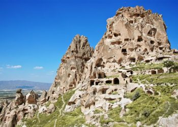 Turism in Cappadocia Turkey